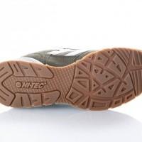 Afbeelding van Hi-Tec SILVER SHADOW O006911 / 061 Sneakers Olive/Silver/White