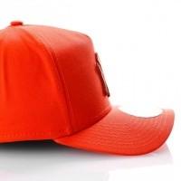 Afbeelding van New Era League Essential Aframe New York Yankees 11794673 Dad Cap Orange/Open Market Orange Mlb