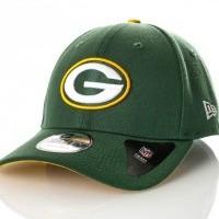 Afbeelding van New Era Nfl The League Green Bay Packers 10517884 Dad Cap Official Team Colour Nfl