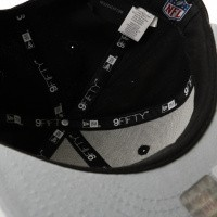 Afbeelding van New Era Contrast Team 9Fifty Oakland Raiders 11794830 Snapback Cap Offical Team Colour Nfl