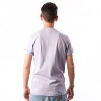 Afbeelding van Reell T-Shirt Script T-Shirt 1301-015 200 Lavender