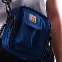 Afbeelding van Carhartt WIP Essentials Bag, Small I006285 Schoudertas Metro Blue