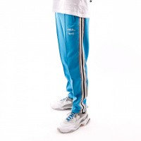 In Gold We Trust Logo Trackpant Fap-031 Trainingsbroek Baby Blue