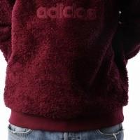 Afbeelding van Adidas WINTERIZED P/O DH7079 hooded MAROON