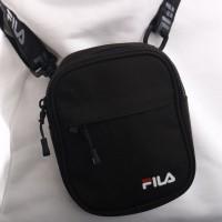 Afbeelding van Fila New Pusher Bag Berlin 685054 Schoudertas Black