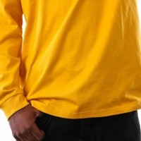 Afbeelding van Carhartt WIP L/S Chase I022923 Longsleeve Quince / Gold
