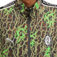 Afbeelding van Puma Puma x Sankuanz Track Top 578702 Tracktop Fluro green