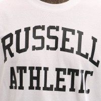 Afbeelding van Russell Athletic Iconic Short Sleeve A9-002-1 T shirt White
