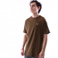 Afbeelding van Reell 1301-009/03-006-160 T-shirt Small script Groen