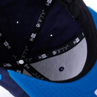 Afbeelding van DC SPEEDEATER HDWR BYB0 ADYHA03550 snapback cap Sodalite blue