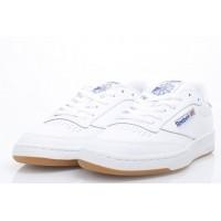 Afbeelding van Reebok AR0459 Sneakers Club c 85 Wit