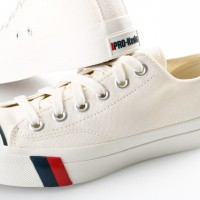 Afbeelding van PRO-Keds PK54469 Sneakers Royal lo core canvas White