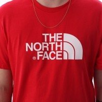 Afbeelding van The North Face T92TX3 T-shirt Easy Rood