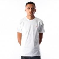 Levi`s SS Original HM Tee 56605-0000 T-Shirt Cotton / Patch White