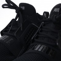 Afbeelding van Puma 190503-02 Sneakers Ignite limitless weave Zwart