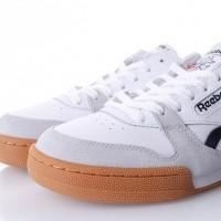 Afbeelding van Reebok PHASE 1 PRO MUCN3401 Sneakers GUM-WHITE/BLACK/SNOWY GREY