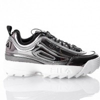 Fila Disruptor M low wmn 1010441 Sneakers gunmetal (mirror)
