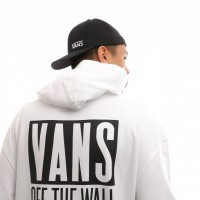 Afbeelding van Vans Type Stacker Over VA3HYJWHT Hooded White
