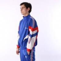 Afbeelding van Adidas Originals CE4828 Tracktop Aloxe Blauw