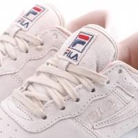 Afbeelding van Fila Ladies 1010297-70P Sneakers Original fitness suede Roze