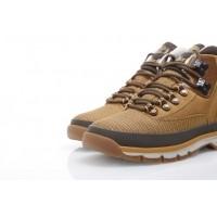 Afbeelding van Timberland CA1A92 Boots Euro hiker jacquard Bruin