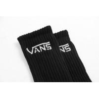 Afbeelding van Vans VXSE-BLK Socks Classic crew Zwart
