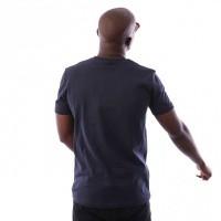 Afbeelding van Wood Bird Runners Tee 1836-400 t-shirt Navy