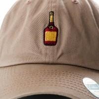 Afbeelding van Ethos KBSV-038 Dad cap Bottle Bruin