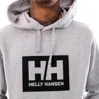 Afbeelding van Helly Hansen HH URBAN HOODIE 29660 Hooded GREY MELANGE