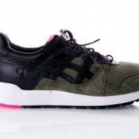 Asics GEL-LYTE 1193A134 Sneakers FOREST/BLACK