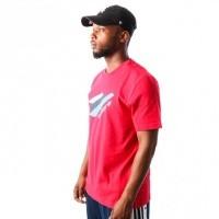 Afbeelding van Adidas Palmeston Tee DJ3453 t-shirt BOLDRED/BOLDRED