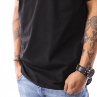 Afbeelding van The North Face M S/S Rag Si Do Tee T93Bqqjk3 T Shirt Tnf Black