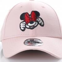 Afbeelding van New Era Disney Kids 80536737 Dad cap Kids Disney expression 940 Minnie Mouse Roze