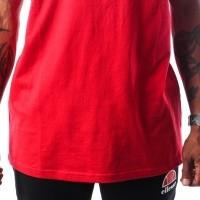 Afbeelding van Ellesse GUBBIO SHY04388 T Shirt TRUE RED / DRESS BLUES / OPTIC WHITE