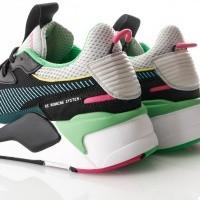 Afbeelding van Puma RS-X TOYS 369449 Sneakers Puma Black-Blue Atoll