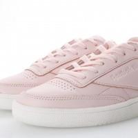 Afbeelding van Reebok Ladies CN0874 Sneakers Club c85 dcn Roze