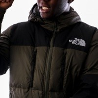 Afbeelding van The North Face M HIM LIGT DOWN HOOD T93OEDBQW Jas NEW TAUPE GREEN/TNF BLACK