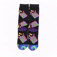 Afbeelding van Stance SCOOBY SNACKS M545C18SCS sokken BLACK