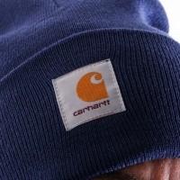 Afbeelding van Carhartt WIP Acrylic Watch Hat I020222 Muts Metro Blue