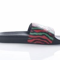 Afbeelding van Vans Classics VA33TY-Q4B Slide sandal Slide-on Zwart
