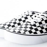 Afbeelding van Vans UA Old Skool Lite VA2Z5W5GX Sneakers (Checkerboard) black/white