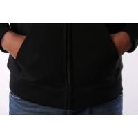 Afbeelding van Carhartt WIP I015898-8990 Hooded zip Chase Zwart