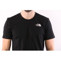 Afbeelding van The North Face T92TX5-JK3 T-shirt Simple dome Zwart