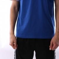 Afbeelding van Kappa 303WGZ0-905 T-shirt Authentic raul Blauw
