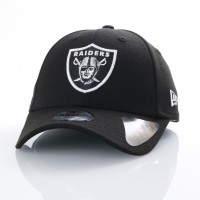 Afbeelding van New Era Kids 11355743 Dad cap Kids NFL league Oakland Raiders Official team colors