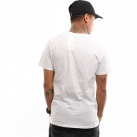 Afbeelding van Levi`S Housemark Graphic Tee 22489-0162 T Shirt Hm Ssnl Fill2 White
