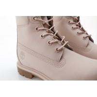 Afbeelding van Timberland Ladies CA1K3Z Boots 6in premium mono Roze