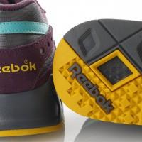 Afbeelding van Reebok AZTREK CN7837 Sneakers GREY/VIOLET/YELLOW/T