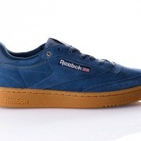 Afbeelding van Reebok Club C 85 MU CN3864 Sneakers MC-DEEP SEA/FROZEN STRAWBERRY/GUM