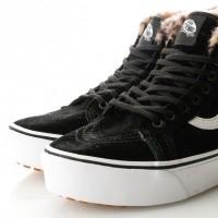 Afbeelding van Vans UA SK8-Hi Platform MTE VA3TKOUQG Sneakers (MTE) black/leopard fur